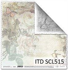 Papier - papier na scrapbooking SCL515 - 10679540_