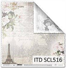 Papier - papier na scrapbooking SCL516 - 10679572_
