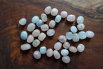 Minerály - Morganit 8x10 (Ružová) - 10677051_