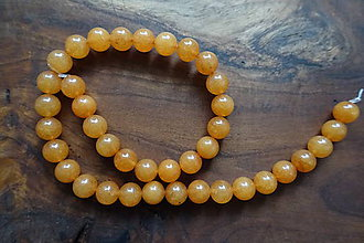 Minerály - Aventurín oranžový 5 - 10mm - 10677125_