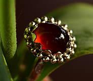 Prstene - Granát hesonit - 10679819_