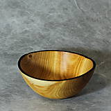 Nádoby - miska z čerešne - 10678085_