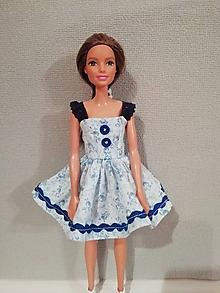Hračky - Šaty pre bábiku Barbie  - 10682554_