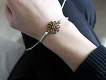 """Náramky - náramok """"kvet"""" - 10682790_"""