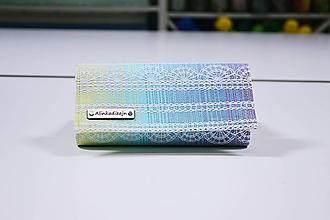 Peňaženky - Priehradková peňaženka Lenny Lamb Rainbow Lace - 10680789_