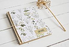 - Botanický zápisník I - 10682774_
