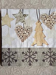 Papier - servítky 1851 Vianoce (1852) - 10681774_