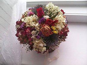 Dekorácie - Kvetinová krabička ... z lásky ... - 10681355_