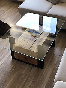 Nábytok - Konferenčný stolík - PRISM - 10681311_