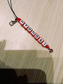Kľúčenky - Kľúčenka Hyundai - 10681995_