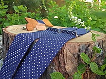 Doplnky - Pánsky set - drevený motýlik a traky - 10682263_