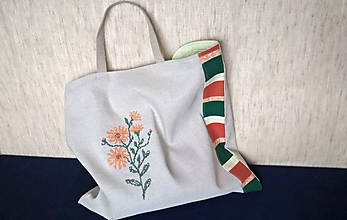 Veľké tašky - Nákupná ekologická taška - 21.04. - 20.05. (baran) - 10681523_