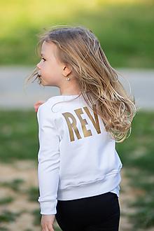 Detské oblečenie - Mikina do pása - Revel - 10680771_