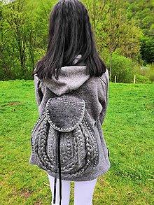 Batohy - Štýlový ruksak Treccia - 10682688_