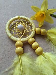 Náhrdelníky - Lapač snov Narcissus - 10682197_