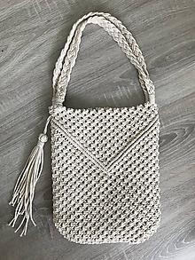 Veľké tašky - Macrame Mimi - 10681707_