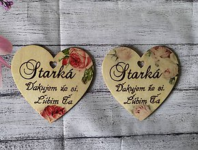 Magnetky - Srdce starkej - 10683020_