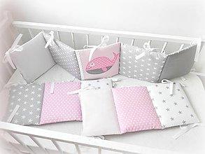 Textil - Mantinel Rybka 240x25cm - 10685874_