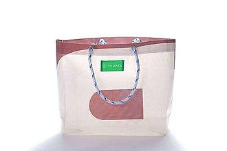Veľké tašky - Úsmev ako dar: DORKA bag edícia VÚB I. (VUB02) - 10683529_