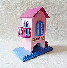 Krabičky - Romantikuš domček na čaj - 10684086_