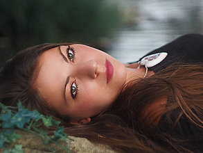Náhrdelníky - Náhrdelník Vanessa - 10686288_