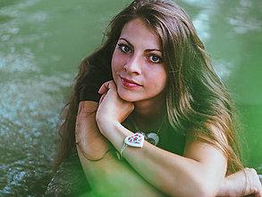 Náramky - Náramok Vanessa - 10686401_