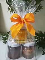 Potraviny - Tri druhy medu v jednom balení - 10683541_