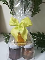 Potraviny - Tri druhy medu v jednom balení - 10683582_