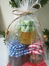 Tri druhy medu v jednom balení