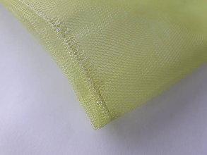 Nákupné tašky - Eko sáčok / vrecko na ovocie a zeleninu stredné (Limetka) - 10684598_