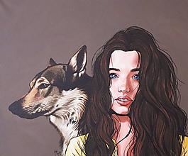 Obrazy - Best friends II. - 10684997_
