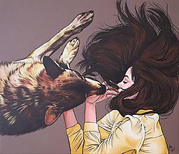 Obrazy - Best friends III. - 10685068_