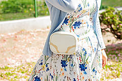 Iné tašky - Mini kabelka na pas (ledvinka) 2.1 - 10689734_