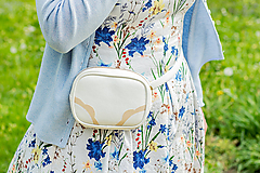 Iné tašky - Mini kabelka na pas (ledvinka) 2.1 - 10689735_