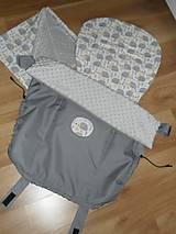 Textil - Nepremokavý nánožník - s aplikáciou - 10689453_