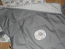 Textil - Nepremokavý nánožník - s aplikáciou - 10689456_