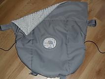 Textil - Nepremokavý nánožník - s aplikáciou - 10689457_