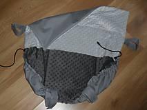 Textil - Nepremokavý nánožník - s aplikáciou - 10689458_