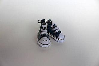 Komponenty - mini tenisky pre handmade tvorbu - 10688030_