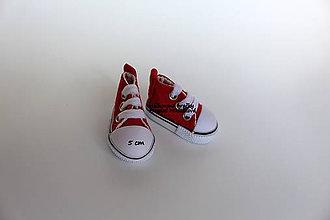 Iné doplnky - mini tenisky na handmade tvorbu - 10688058_
