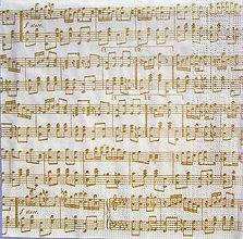 Papier - Servítka  X 96 - 10689896_