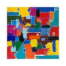 Obrazy - Abstraktny obraz B32 - 10687259_