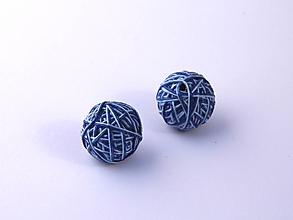 Materiál ručne robený - Korálky pár klbiek 44 - 10686908_