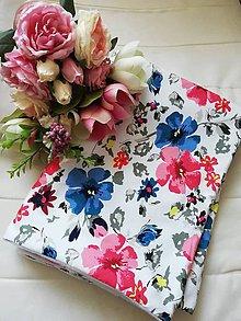 Textil - Bavlneno - Fleecova deka Made my Day pre deti - 10687790_