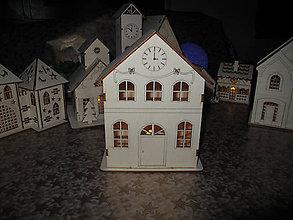 Dekorácie - Vianočná svetelná dekorácia - 10689943_