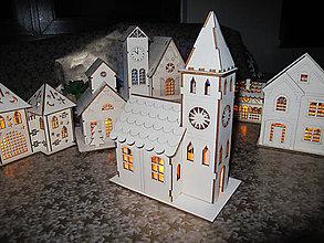 Dekorácie - Vianočná svetelná dekorácia - 10689996_
