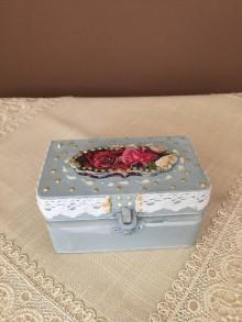 Drobnosti - Šperkovnice - 10688924_