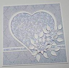 Papiernictvo - Svadobná pohľadnica - 10689777_