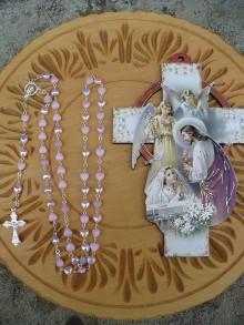 Sady šperkov - súprava na 1.sv. prijímanie - 10687059_