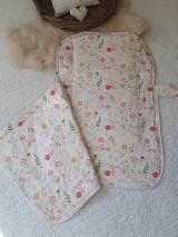Textil - Detský vak na spanie - do postieľky  aj do kočiara - 10692100_